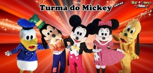 A Turma do Mickey Cover (2)
